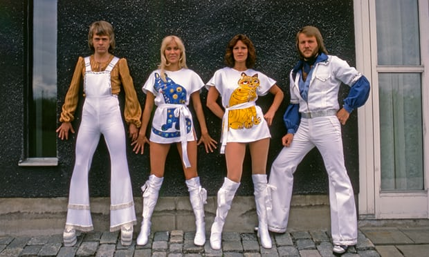 Swedish pop group ABBA reunites with two new songs after 35 years