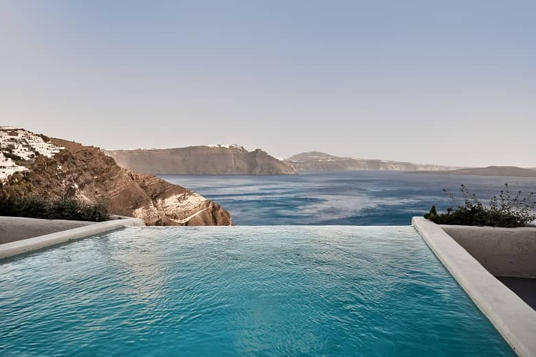 Mystique, the ultimate getaway destination in Santorini