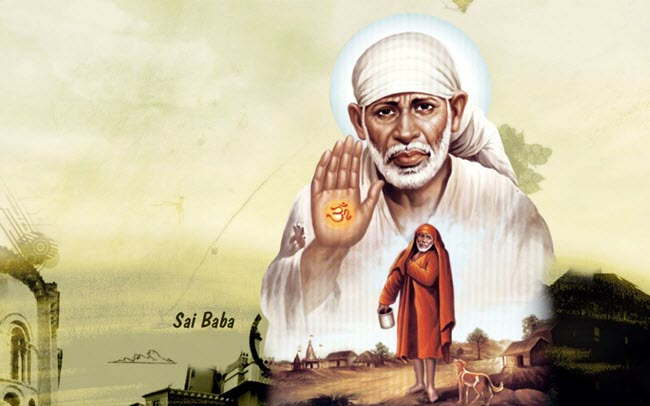 Sai Baba Images In HD New