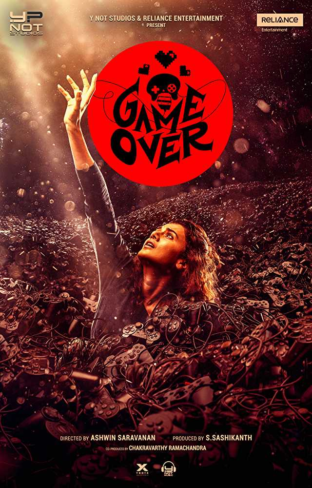 Game Over (2019) Hindi 720p HEVC HDRip x265 AAC MSubs [400MB] Download