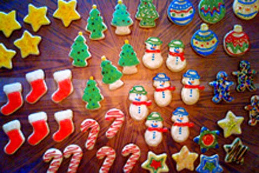 Christmas Cookie Plate Collection The Two Bite Club