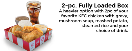 KFC Kiddie Party Food Package 4