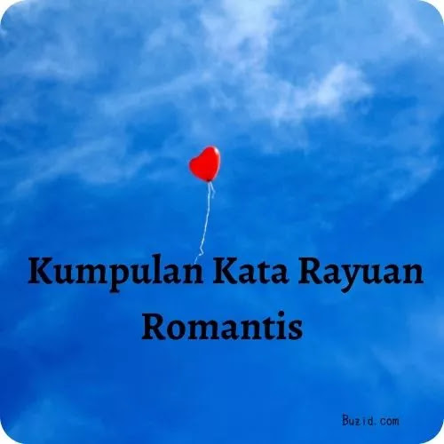 Kumpulan Kata Rayuan Romantis