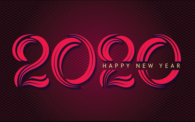 Happy New Year 2020 Wallpaper - happy new year 2020 hd