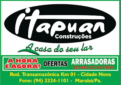 ITAPUÃN - MATERIAIS DE CONSTRUÇÃO - A CASA DO SEU LAR - VEJA AS FOTOS
