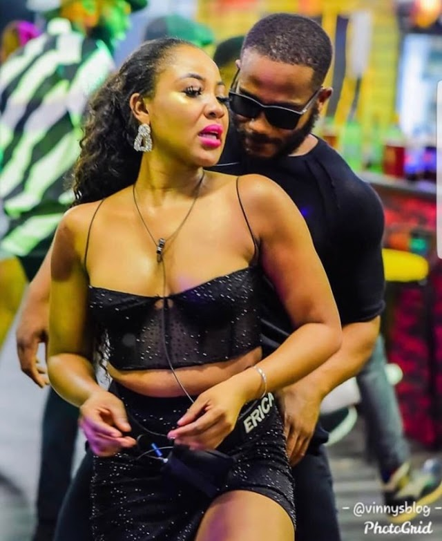 BBNaija: Erica Reveals Why She Can't Pick Kiddwaya As Head Of House