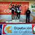 250 bikers en Montemayor, ganan Fernández y Jurado