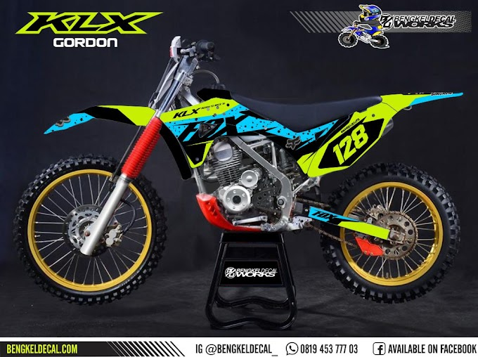KLX GORDON FOX 2