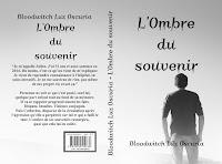 """Couverture de """"L'Ombre du souvenir"""", de Bloodwitch Luz Oscuria"""