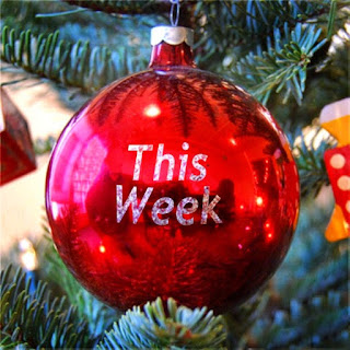 This Week @ Your Library... Dec 6-10, 2016 | ornament image courtesy of imagechef.com