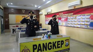 Kapolres Pangkep, Mengikuti Upacara hari lahir Pancasi