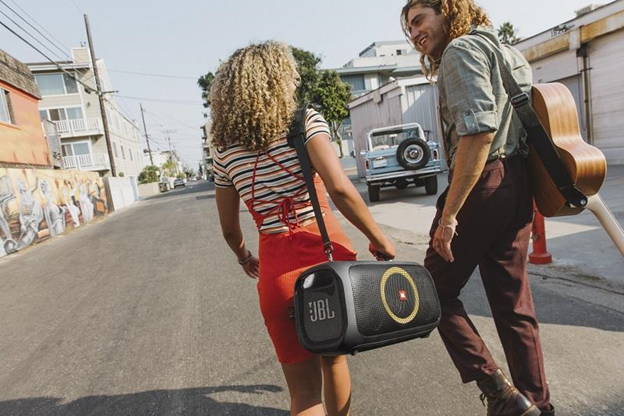 JBL offers new portable speakers and premium personal audio