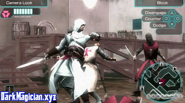 Android এ খেলুন Assassin's Creed: Bloodlines -PSP গেমস 62MB Highly Compressed 26