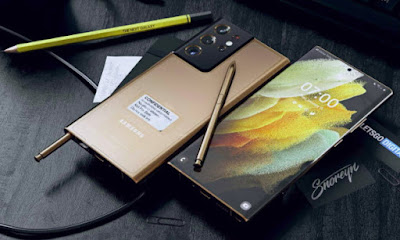 Spesifikasi Samsung Galaxy Note 21 Ultra