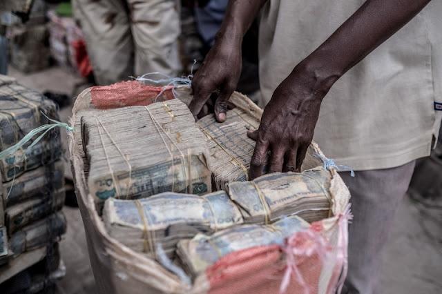 Somaliland, quốc gia không có gì ngoài tiền