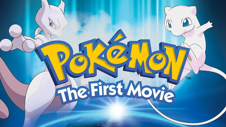 Pokémon o Filme Mewtwo Contra-Ataca