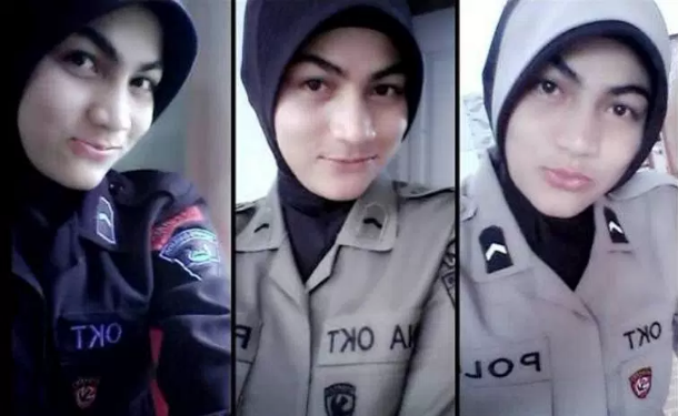 Biodata Bripda Nina Oktoviana - Anggota Brimob Aceh ...