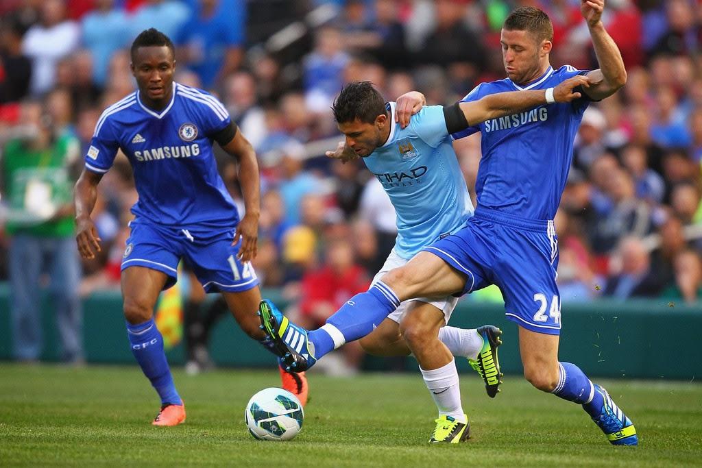 Man City V Chelsea: REWIND: Chelsea V Manchester City