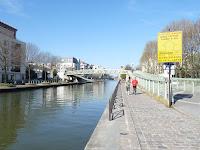 ウルク運河 GR de Pays du Canal de l'Ourcq