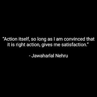 pandit jawaharlal nehru famous quotes