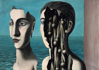 Magritte, double secret