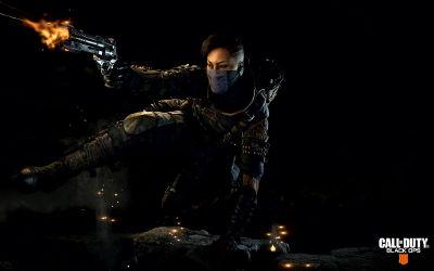 Call of Duty Black Ops 4 Fille Multiplayer - Fond d'écran en Quad HD 1440p