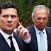 Jornalistas reclamam por não conseguirem derrubar Sergio Moro nem Paulo Guedes