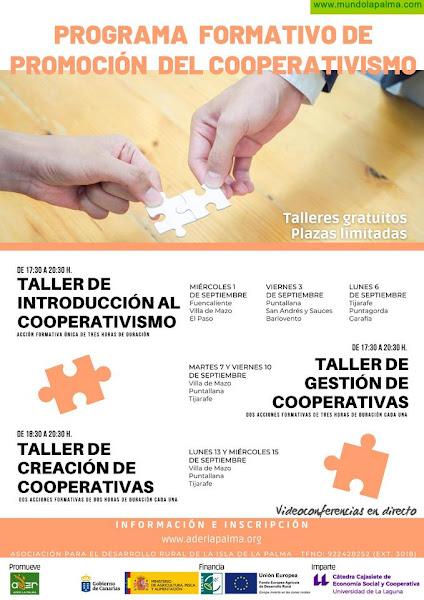 Talleres de promoción del cooperativismo en el medio rural