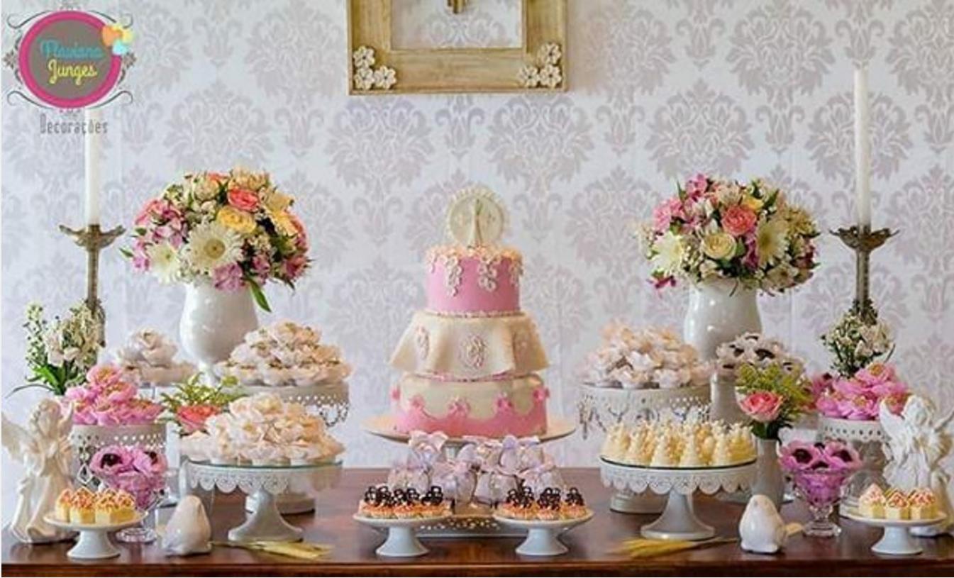 101 fiestas decora tu primera comuni n en colores pasteles - Como decorar una comunion ...