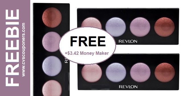 FREE Revlon Illuminance Creme Shadow at CVS - 5/26-6/1
