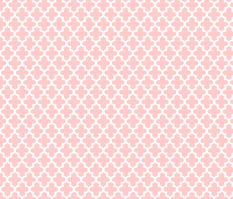 Light Pink Wallpaper Pattern