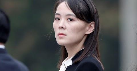 น้องสาวของผู้นำเกาหลีเหนือปรากฏตัวในฐานะผู้กำหนดนโยบายร่วมกับเกาหลีใต้