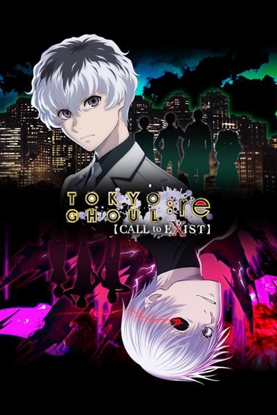 โหลดเกมส์ TOKYO GHOUL:re [CALL to EXIST]