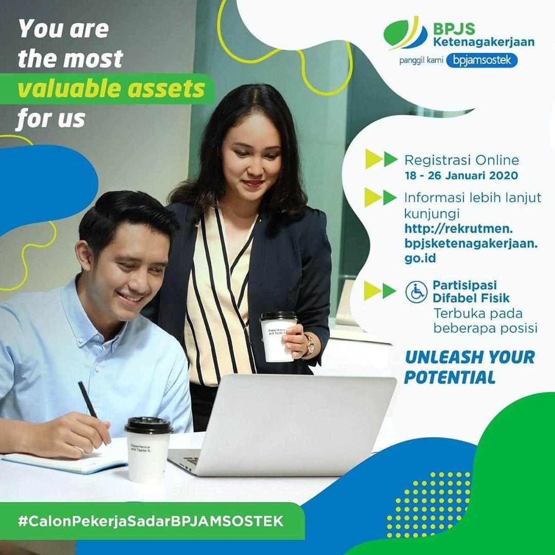 Info Loker Bumn Terbaru Rekrutmen Bpjs Ketenagakerjaan Januari 2020 Medanloker Com Lowongan Kerja Medan