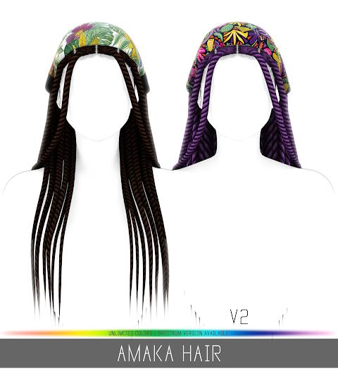 AMAKA HAIR (PATREON)