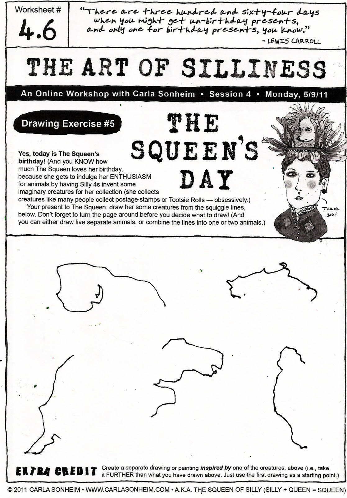 Workbooks squiggle art worksheets : stacie's jewelry: May 2011