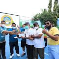 Aminullah/Nuzul Juara Turnamen Tenis Awak Away Koetaraja 2020
