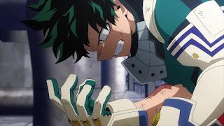 ヒロアカ5期 緑谷出久 ワン・フォー・オール 黒鞭 | Midoriya Izuku | デク DEKU | 僕のヒーローアカデミア アニメ | My Hero Academia | Hello Anime !