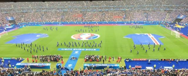 França massacra empolgante Islândia e está nas semifinais