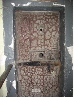 Kilmainham Gaol  jail cell