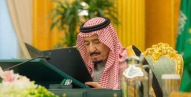 مجلس الوزراء السعودي يعلن ميزانية المالي القادم بـ 990 مليار ريال .