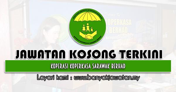 Jawatan Kosong 2021 di Koperasi Koperkasa Sarawak Berhad