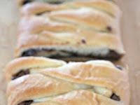 Nutella Bread, aka Chocolate Bread