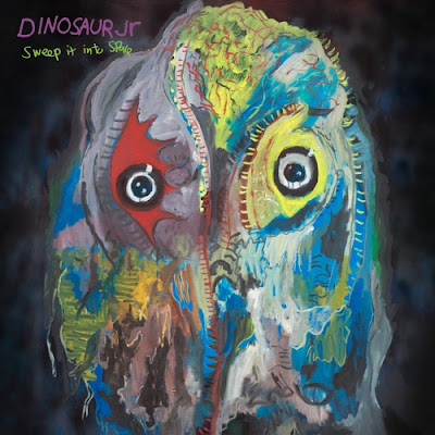 Dinosaur Jr - Sweep It Into Space (2021)