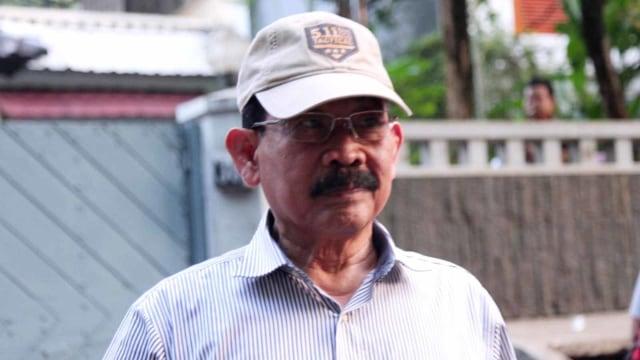 Eks Danjen Kopassus Soenarko Bantah Terlibat Bom Ikan Abdul Basith