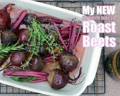 My Favorite New Way to Roast Beets, another time-tested technique ♥ A Veggie Venture