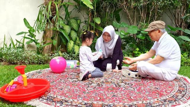 Ma'ruf Amin Memotivasi Anak-Anak di Masa Pandemi: Jangan Bersedih dan Berputus Asa