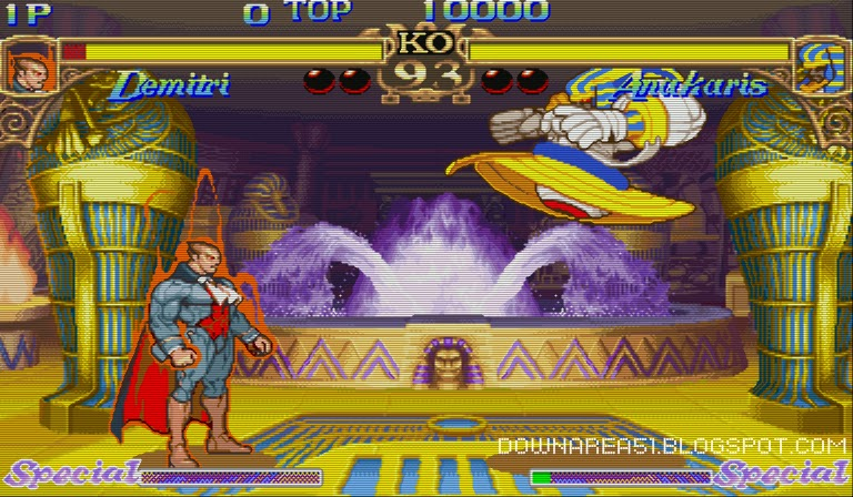 Dark Stalkers (CPS2) - Download Game PS1 PSP Roms Isos
