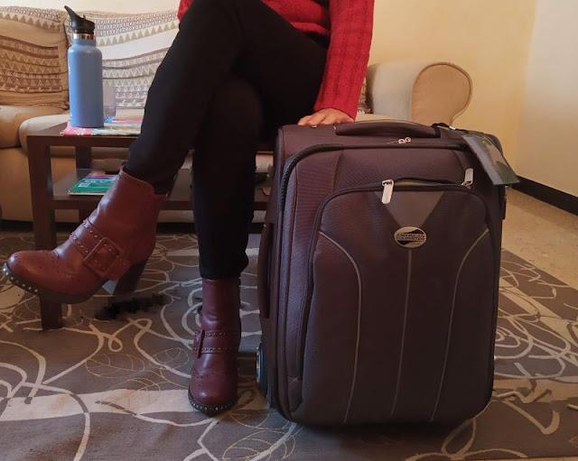 bagaglio a mano: trolley