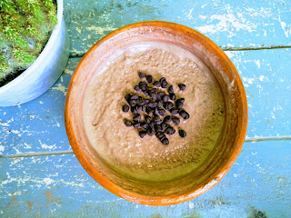 Curd is a very healthy diary product that we should include in our diet everyday. Chocolate curd is a simple recipe where cocoa powder or chocolate are added in curd to make it flavourful.
